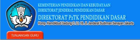 Alamat Situs Cek SK Tunjangan Guru Direktorat P2TK Dikdas