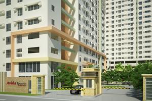 Avida Towers Makati West Gate Entrance