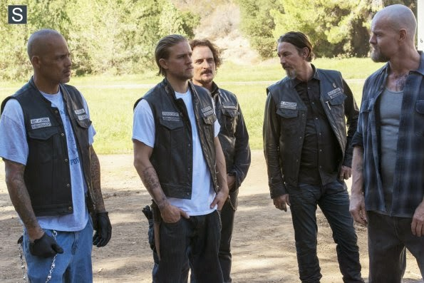 "Sons Of Anarchy - Faith and Despondency - Review: ""He Knew That Was Going To Get You In Trouble"""