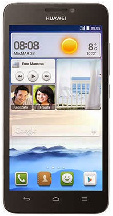 Huawei Ascend G630 Android