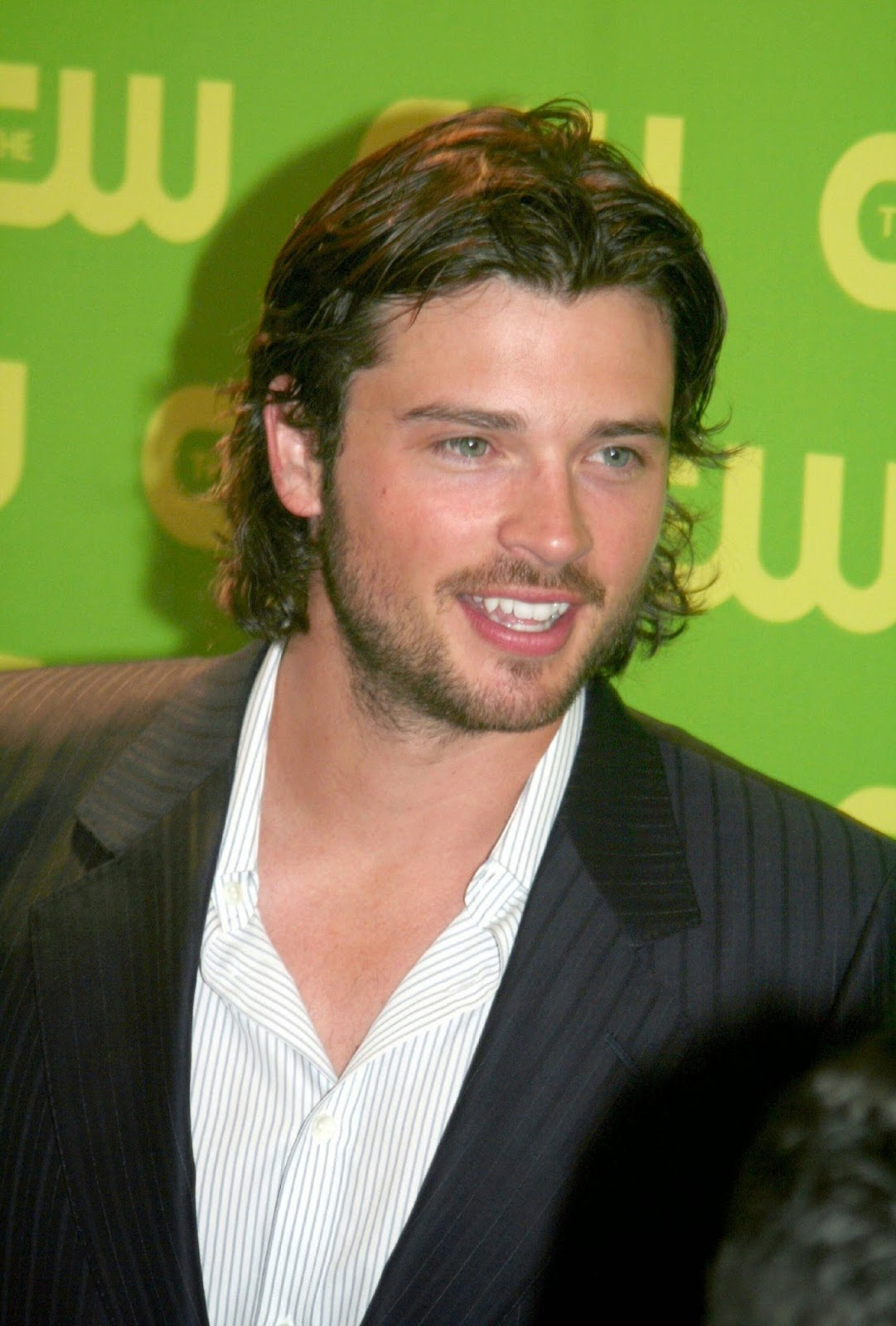 American Actor Tom Welling Smilling Photos