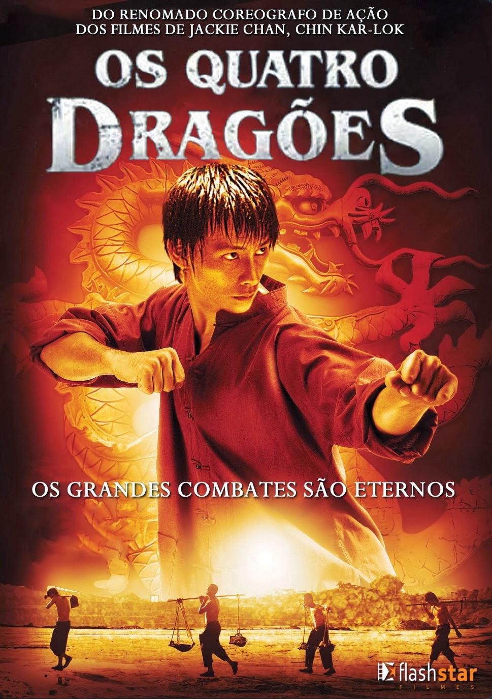 Os Quatro Dragões – Dublado (2008)