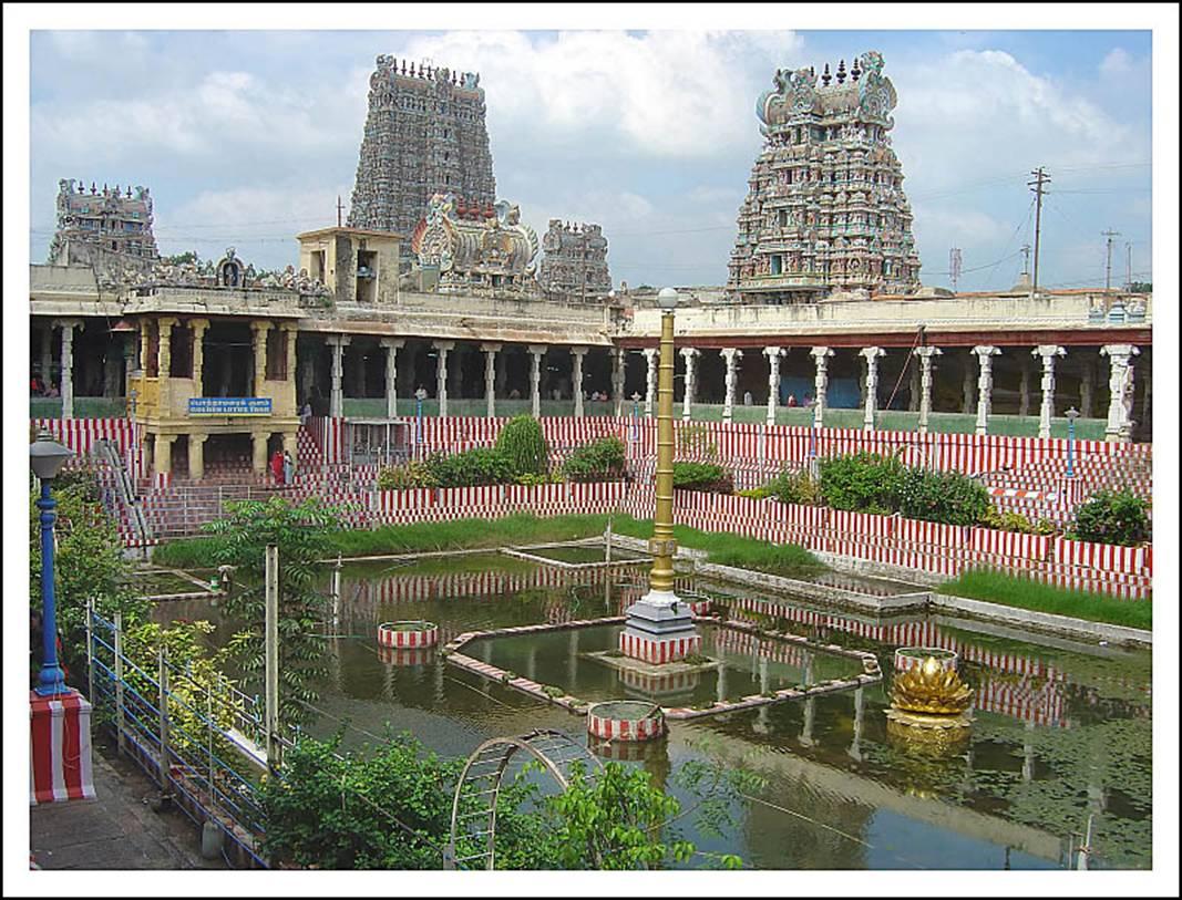 Madurai Meenakshi Temple Live Video Meenakshi Amman Temple Madurai