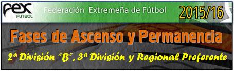 Especial Fases de Ascenso y Permanencia