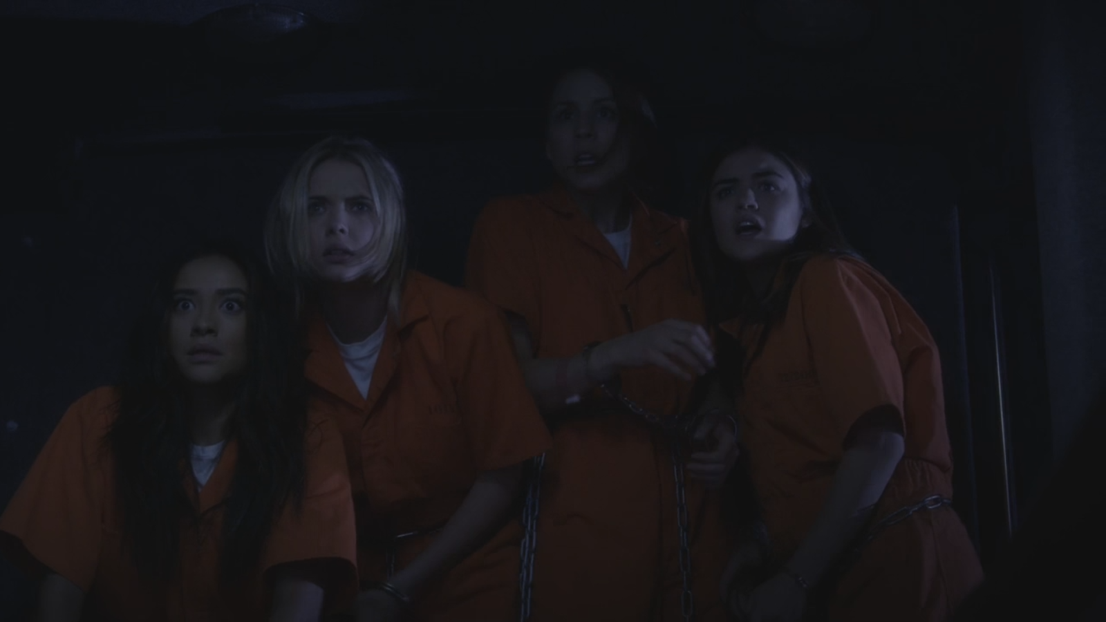Pretty little liars quot recap 6 01 escape from the dollhouse page 7 - If That Wasn T A Finale Then I Don T Know What The Hell Is I Know A Lot Of People Are Reacting Negatively To The Big A Reveal But To Be