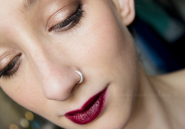summer look make-up with wet 'n wild