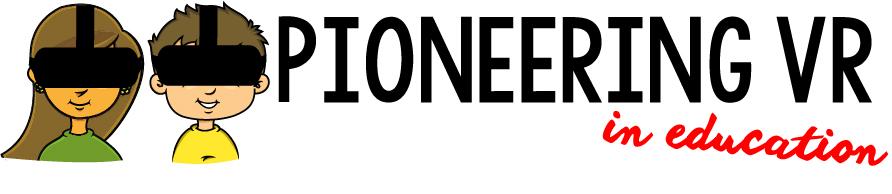 Logo of Pioneering VR in Education