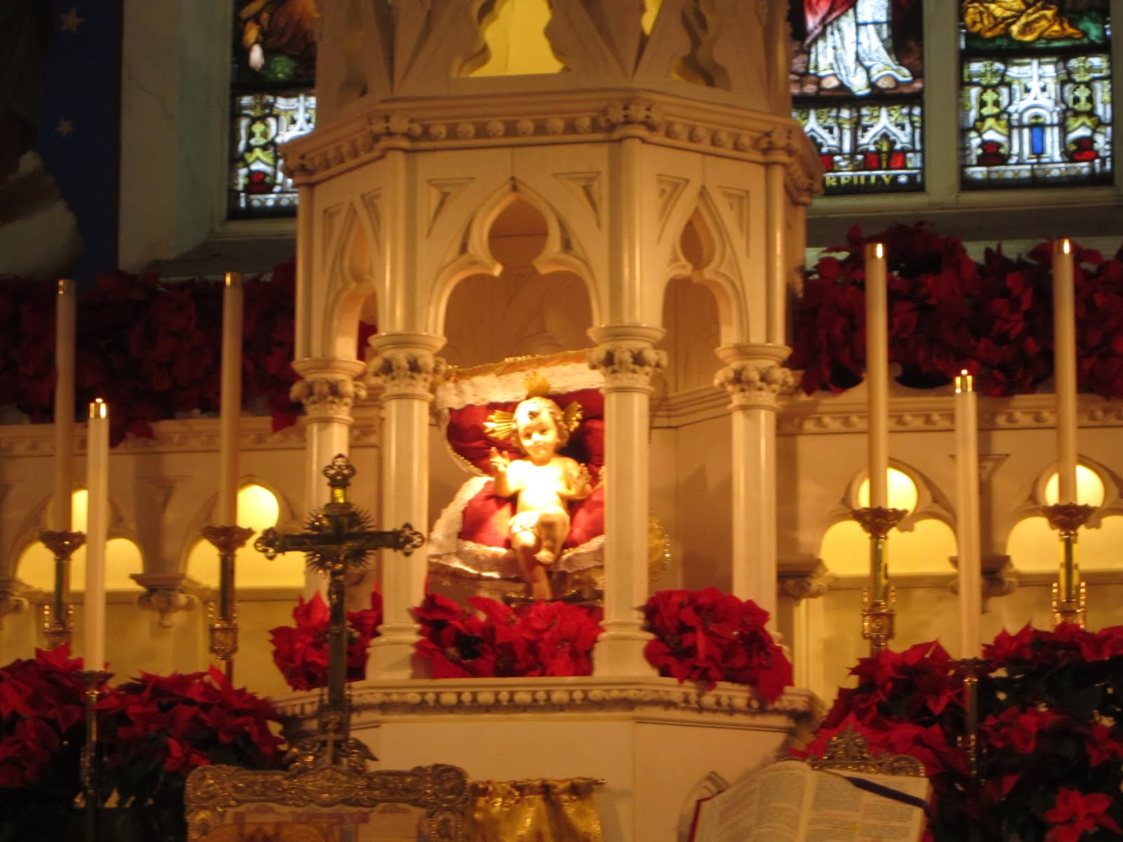 A conservative blog for peace: Sunday within the Octave of Christmas