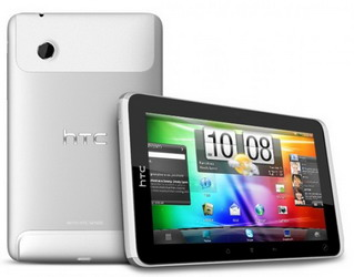 7-inch HTC Flyer tablet with Android 2.4 and 1.5 GHz CPU announced