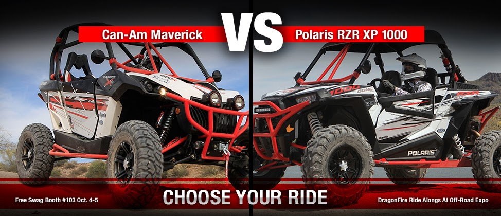 """Choose Your Ride"" challenge"