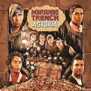 Marianas Trench Astoria Album