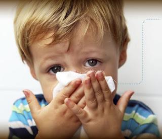 الفرق بين حساسية الانف و نزلات البرد