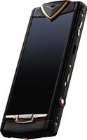 Vertu launches Constellation touchscreen handset