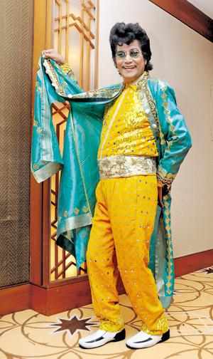 Gambar M Daud Kilau Si Raja Gelek Malaysia