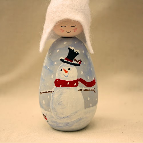 christmas cornish pixie elf