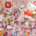 Largest collection of Hello Kitty items #bloglol #funny