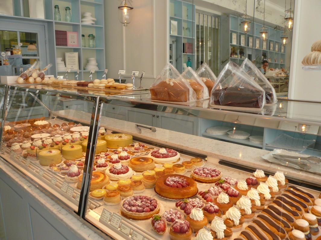 Les pâtisseries classiques de Sébastien Gaudard