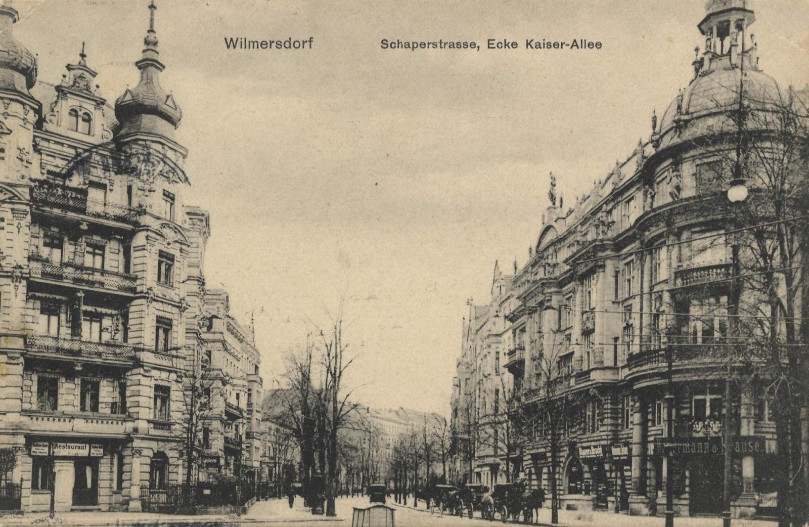 Berlin Wilmersdorf Januar 2013