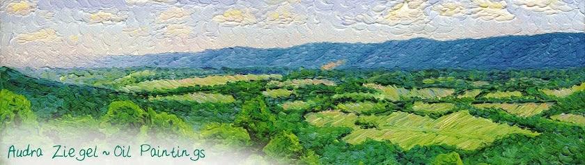 Audra's Oil Paintings