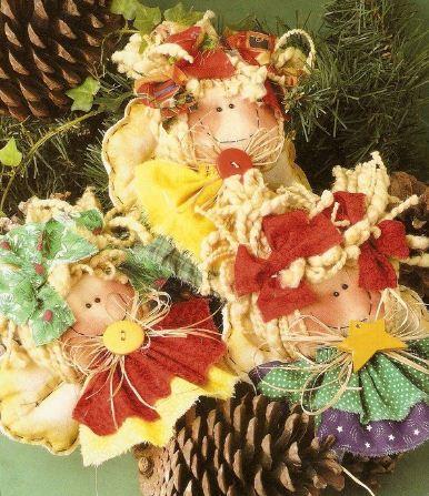 Como hacer adornos navide os con pi as - Adorno navideno con pinas ...