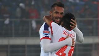 Hero ISL 2015: Delhi Dynamos FC 1-0 FC Goa