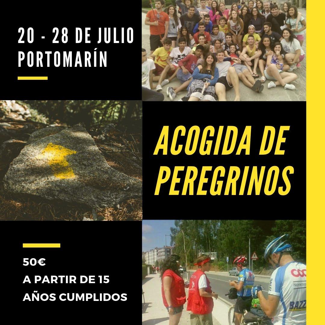 ACOGIDA DE PEREGRINOS 2019
