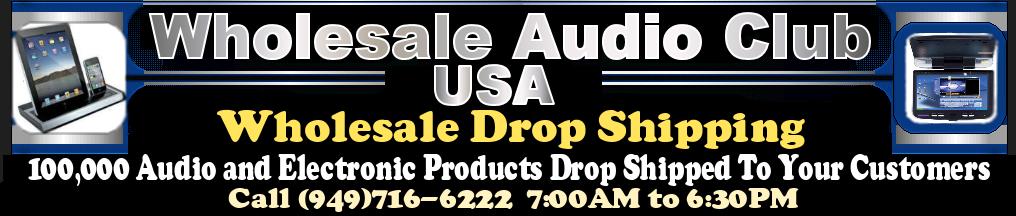 distributors car audio-stereo wholesale
