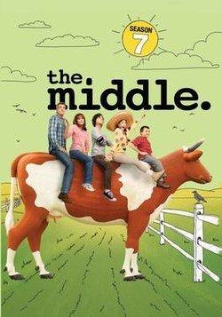 Série The Middle - 7ª Temporada Legendada 2015 Torrent