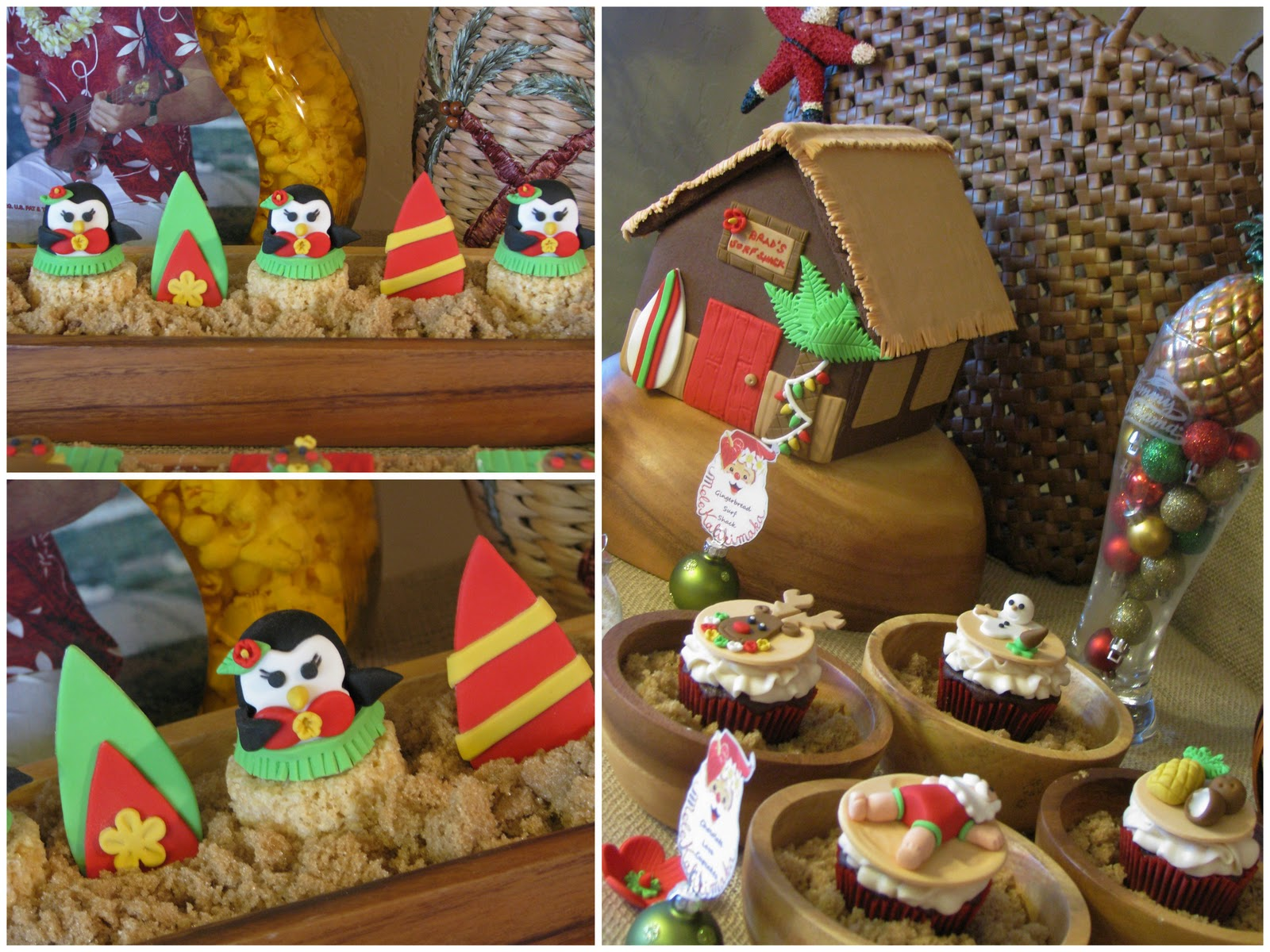 Karas Party Ideas Mele Kalikimaka Christmas Birthday Party