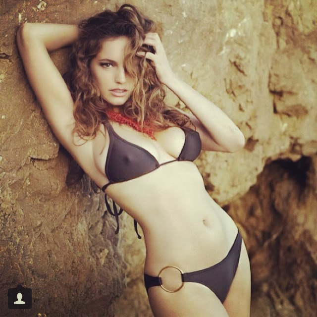 Que fea eres Kelly Brook