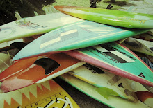 The Vintage Surfboard
