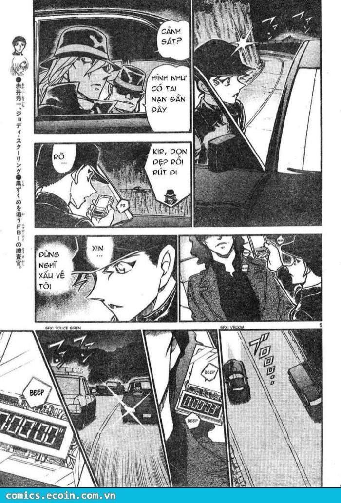 Detective Conan - Thám Tử Lừng Danh Conan chap 609 page 5 - IZTruyenTranh.com
