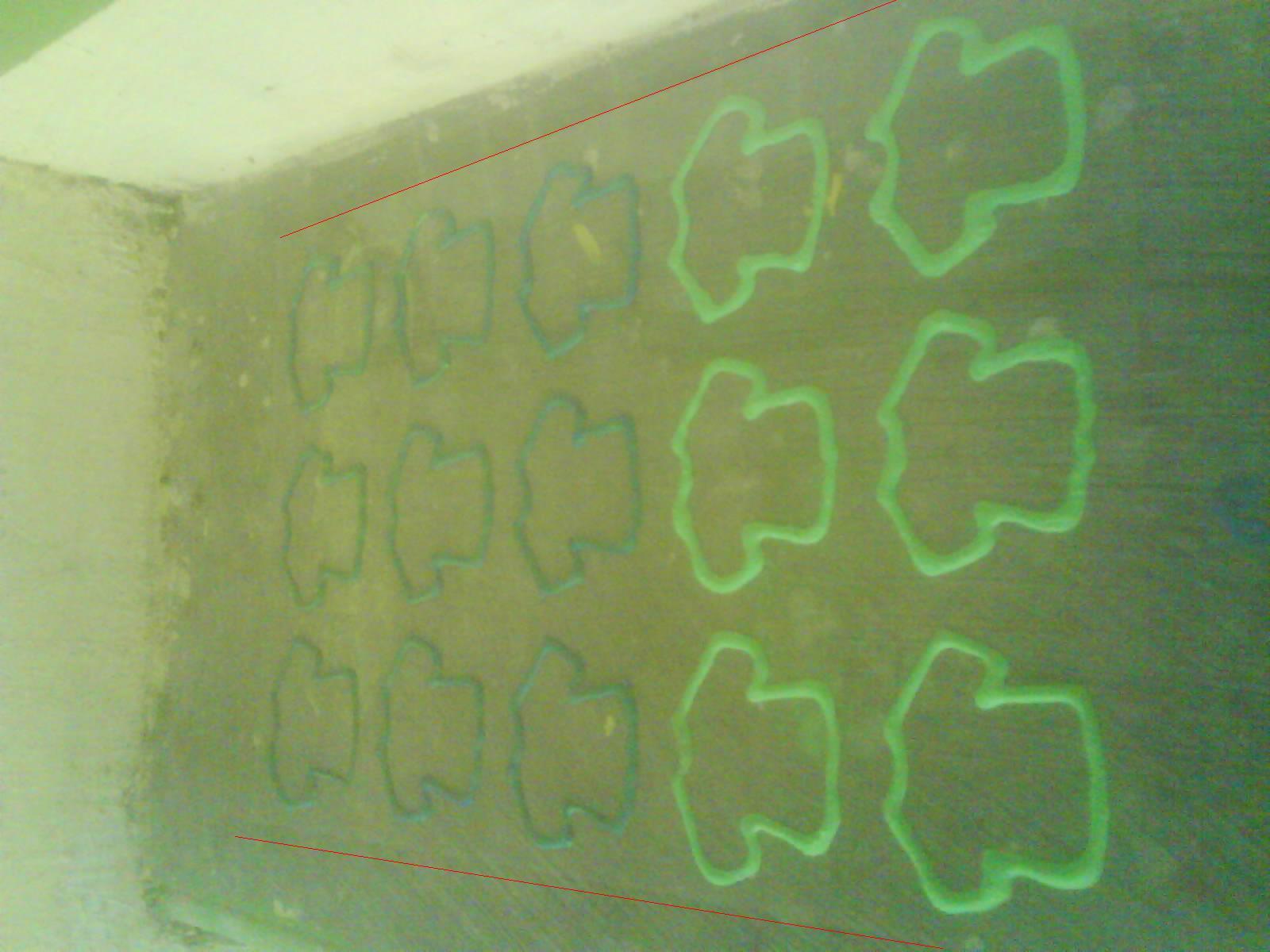 gantungan kunci sederhana dari bahan resin ~ kerajinan