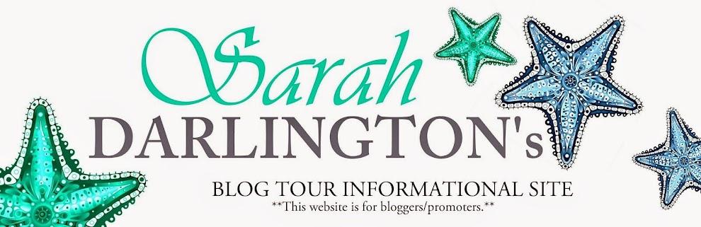 Tour Info [Sarah Darlington]