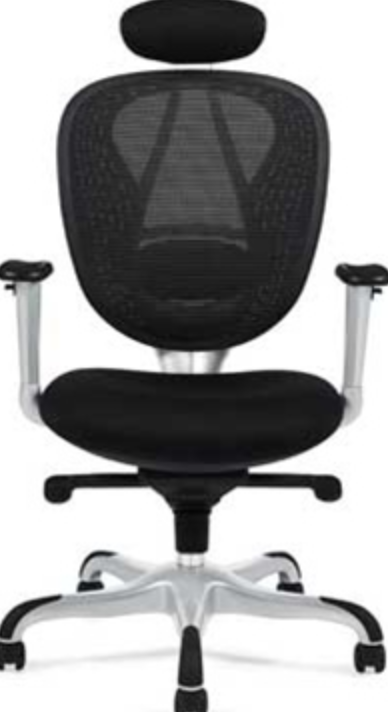 Offices To Go Executive Chair with Tilt Lock