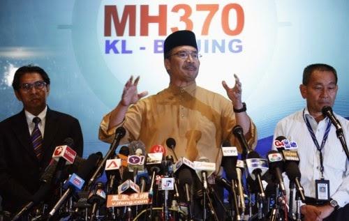 mh370-Hishammuddin-letak-jawatan