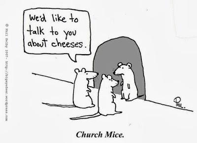 image: Church Mice