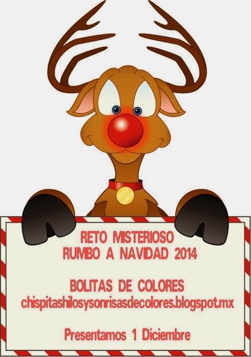 Participo Reto Misterioso Navidad 2014