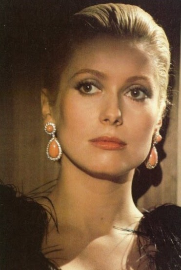 Catherine Deneuve on Don Juan's Reckless Daughter - Monday Muses