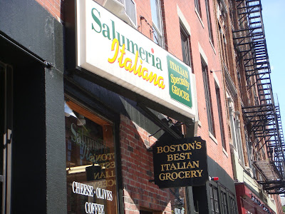 Salumeria Italiana, North End, Boston