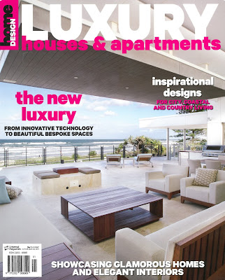 makes it into the luxury houses apartments home design magazine