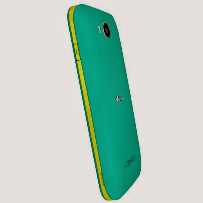 Wiko Iggy Turquoise Citron comparatif smartphone