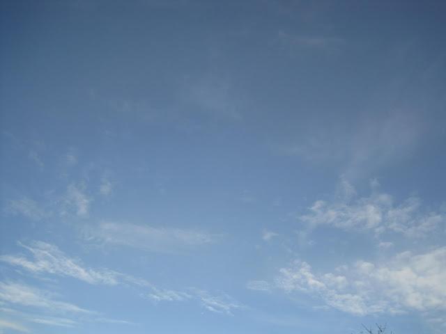 Tina's Allsorts - Blue Sky!