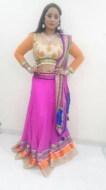 Rani Chatterjee New Film 'Gharwali Baharwali'