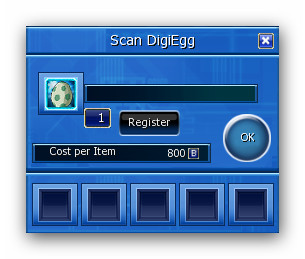 Download Digimon Master Online Mercenary Digiegg | Consumer Product