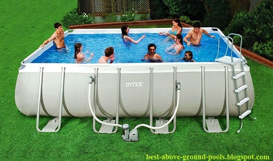 Best and cheap above ground pools above ground pool prices for Cheap above ground pools for sale