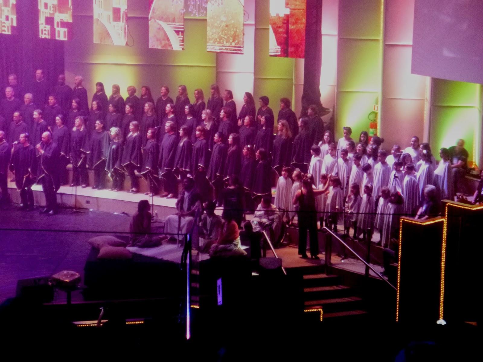 Nataleluia na 1ª Igreja Batista de Curitiba - Curitiba