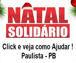 Natal Solidário Paulista - PB
