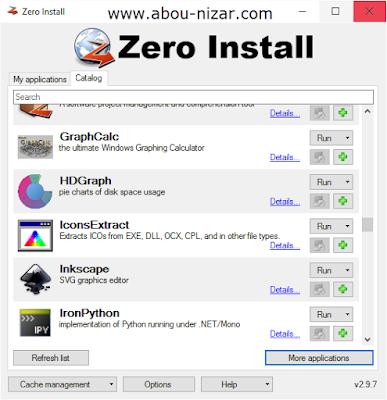 كيف تستخدم برامج الويندوز دون تتبيثها في الجهاز