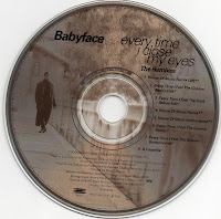 Babyface - Every Time I Close My Eyes (The Remixes) 1996 Promo CDS